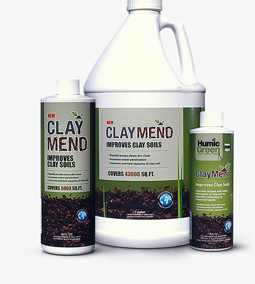 Improving Clay Soil - ClayMend